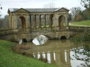 Palladian Bridge Stowe Buckingham